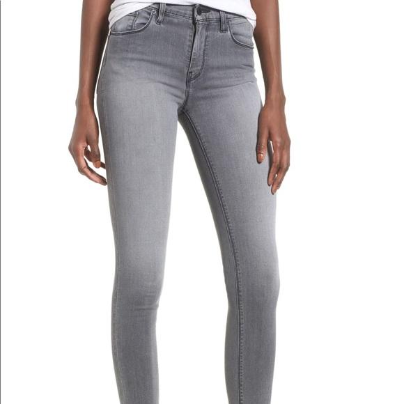 Hudson Jeans Denim - Hudson Nico Midrise Supper Skinny Jeans